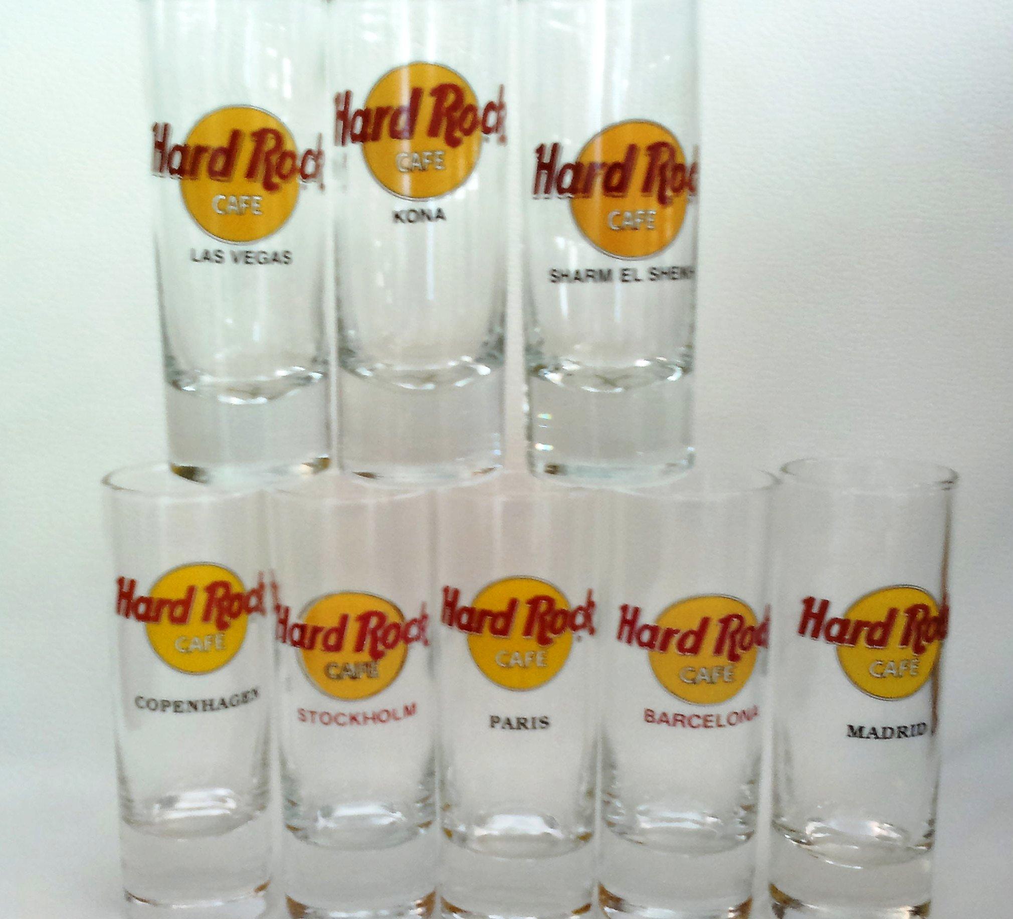Hard Rock Cafe Glas