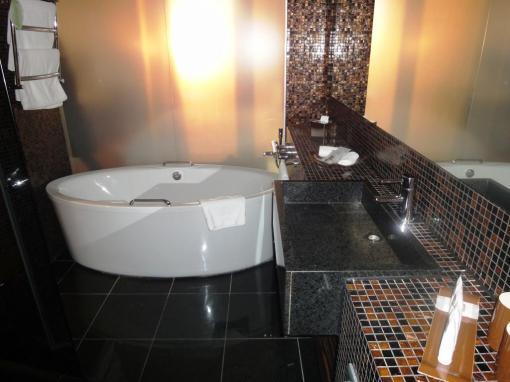 Swissotel bathroom