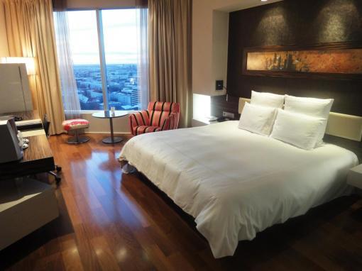 Swissotel Tallinn room - reijosfood.com