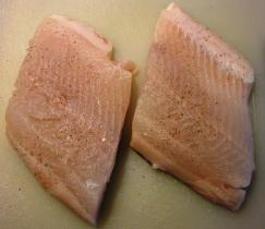 Whitefish pieces