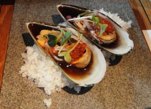 Gaijin Mussels