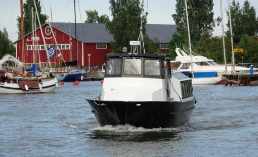 Saaristo boat