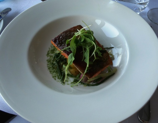 Arctic Char at Saaristo