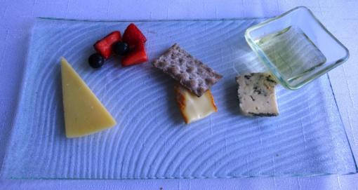 Cheeses at Saaristo