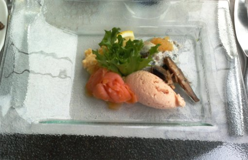 Fish starter - reijosfood.com