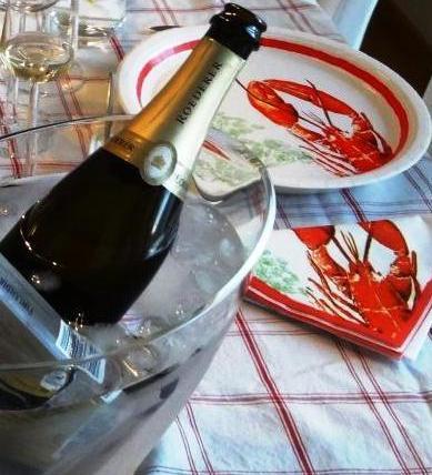 Crayfishandchampagne - reijosfood.com