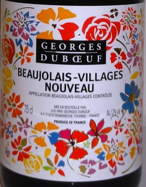 Beaujolais Nouveau - reijosfood.com