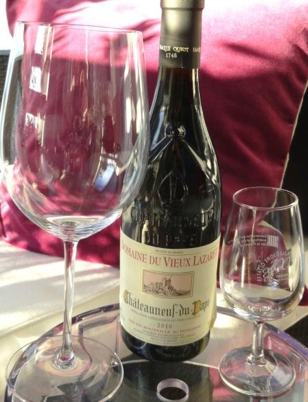 Red wine glasses - reijosfood.com