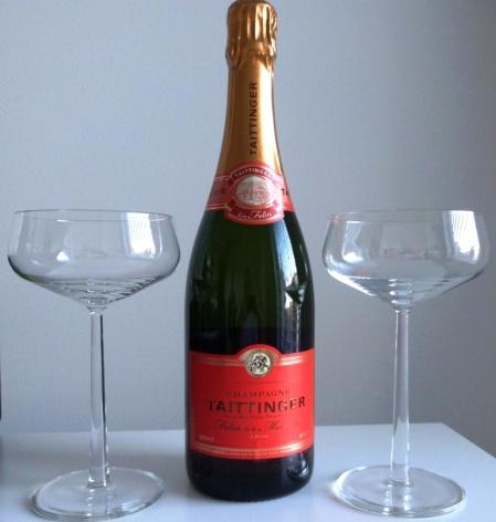 Champagne Taittinger - reijosfood.com