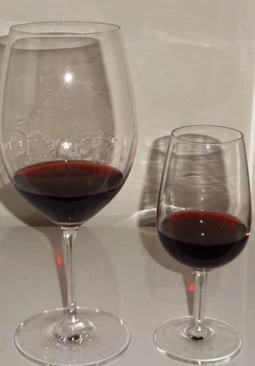 Red wine glasses - reijosfood.com