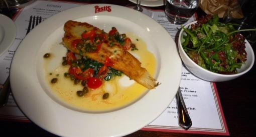 Fish at Pastis - reijosfood.com