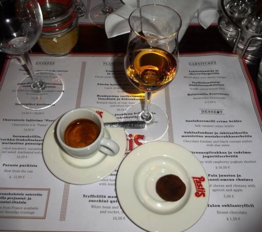 Calvados at Pastis - reijosfood.com