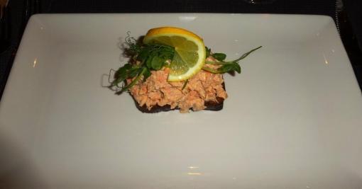 Smoked salmon mousse - reijosfood.com