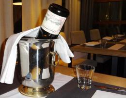 Wine at Blue Peter - reijosfood.com