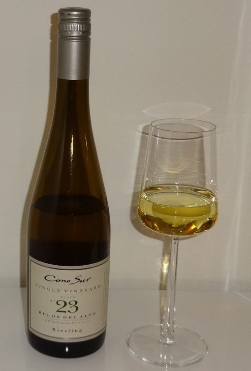 Cono Sur Single Vineyard Block 23 Riesling 2012