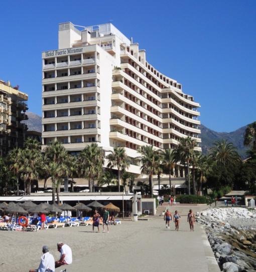 Hotel Fuerte Miramar - reijosfood.com
