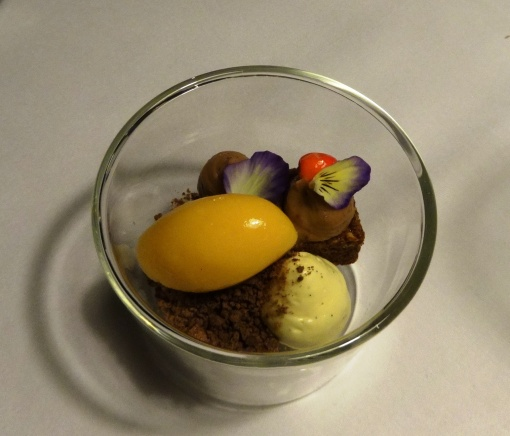 Dessert at Savoy - reijosfood.com