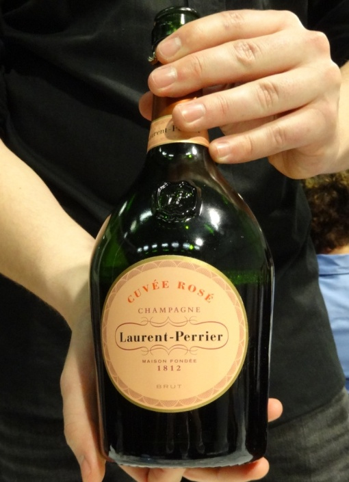 Laurent-Perrier rose - reijosfood.com