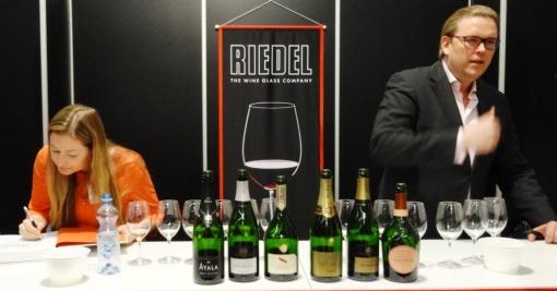 Champagne tasting - reijosfood.com