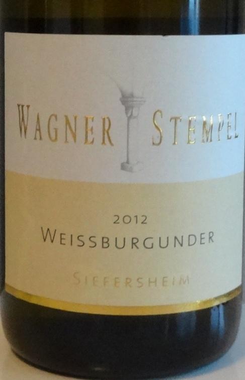 Wagner-Stempel white wine - reijosfood.com