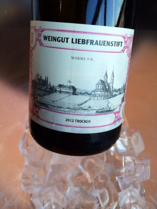 Weingut Liefrauenstift - reijosfood.com