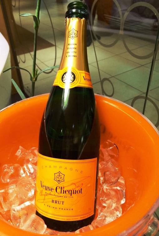 Veuve Clicquot champagne - reijosfood.com