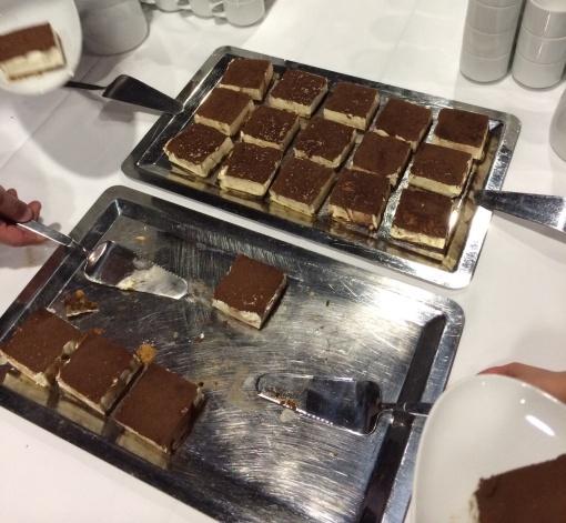 Dessert at Musiikkitalo - reijosfood.com
