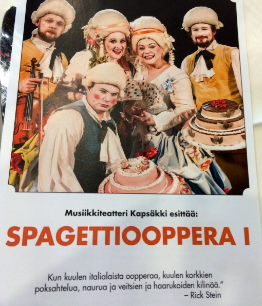 Spaghettiooppera - reijosfood.com