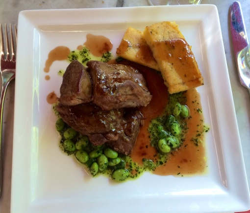 Lamb neck at Toscanini - reijosfood.com