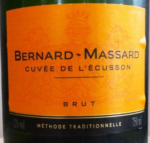 Bernard-Massard sparkling wine - reijosfood.com