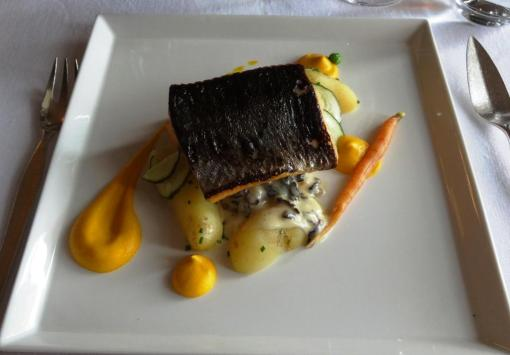 Arctic char at Havis - reijosfood.com