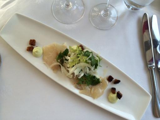 Ceviche at NJK - reijosfood.com