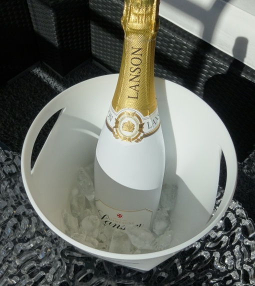 Lanson, cooler and ice - reijosfood.com