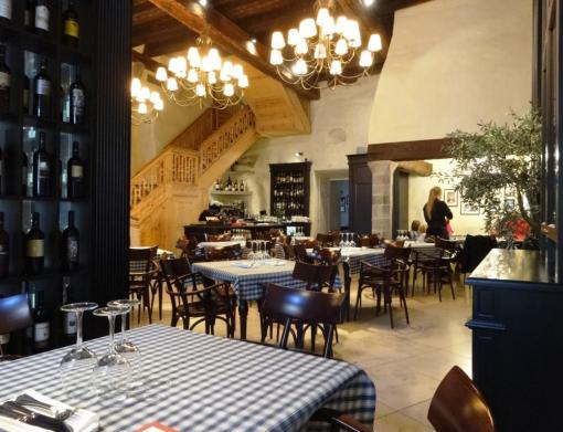 La Bottega dining room - reijosfood.com
