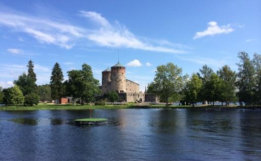 Savonlinna Castle - reijosfood.com