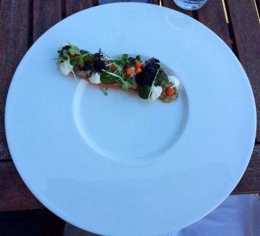 Smoked Salmon at Faro - reijosfood.com