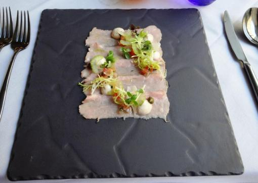 Vitello tonnato at Ragu - reijosfood.com