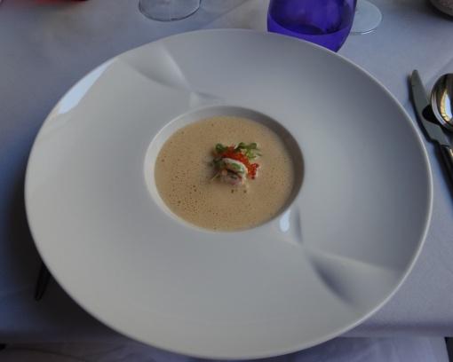 Toast Skagen at Ragu - reijosfood.com
