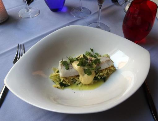 Pike perch at Ragu - reijosfood.com