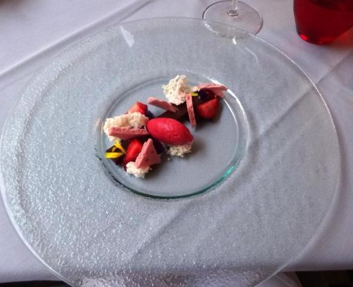 Dessert at Ragu - reijosfood.com