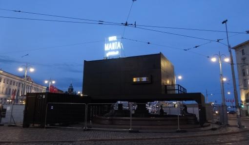 Hotel Manta of Helsinki - reijosfood.com