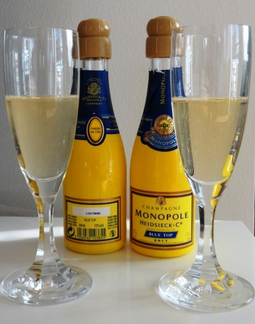 Heidsieck champagne - reijosfood.com