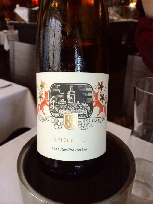 Riesling at Grotesk - reijosfood.com