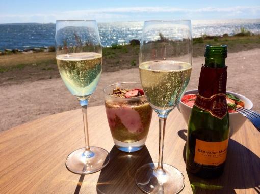 Refreshments at Birgitta - reijosfood.com