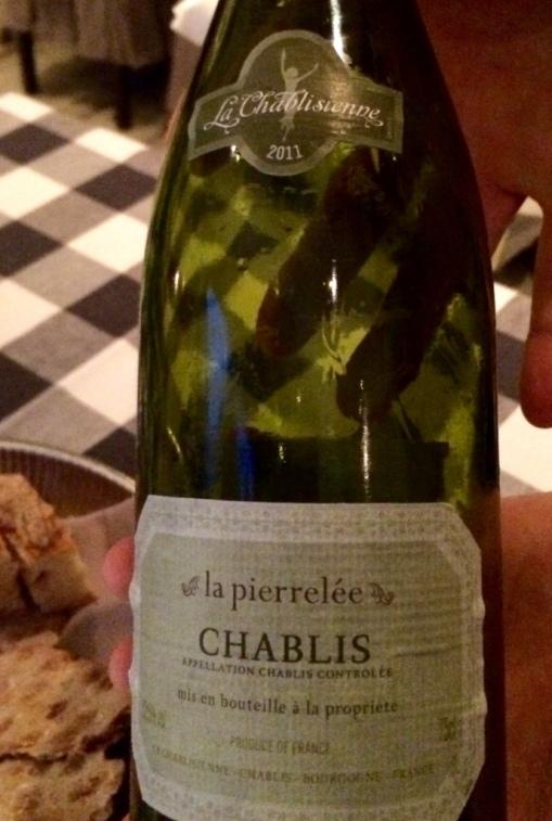 Chablis La Pierrelee - reijosfood.com