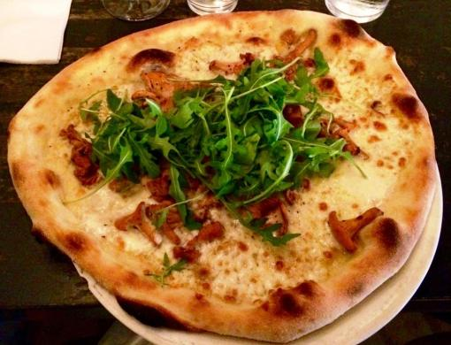 Funghi pizza - reijosfood.com