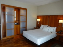Room at AC Malaga Palacio - reijosfood.com