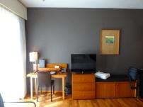 Hotel room at AC Palacio in Malaga - reijosfood.com