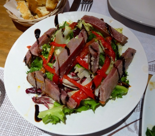 Tuna salad - reijosfood.com