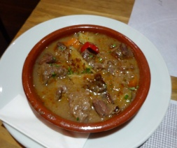Lamb stew at Meson de Cervantes - reijosfood.com